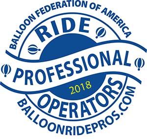 Balloon Federation of America, Winner of 2018