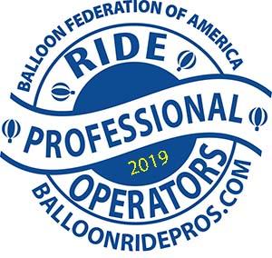 Balloon Federation of America, Winner of 2019