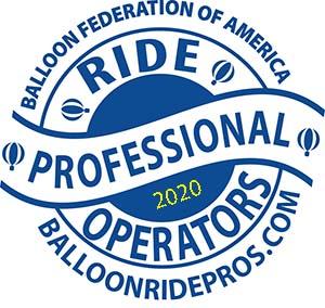 Balloon Federation of America, Winner of 2020